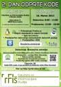2. Dan odprte kode na Fakulteti za informacijske študije v Novem mestu