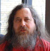 Richard Stallman v Sloveniji